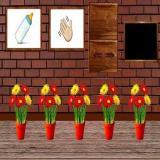 Flower House Escape